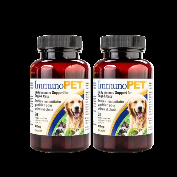 Immunopet – 60 Capsule Bottle